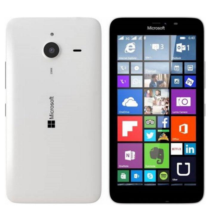 Nokia Lumia 640 - Blanc- Débloqué