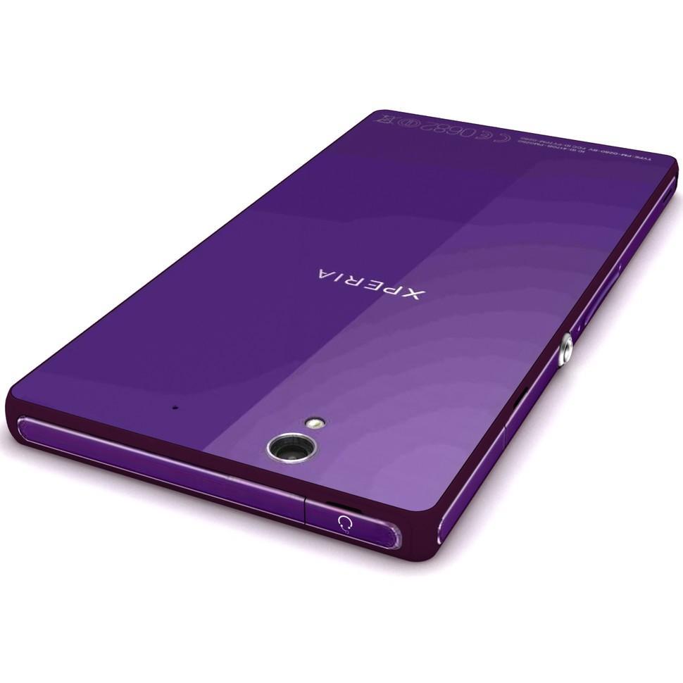 Xperia Z 16 Go - Violet - Débloqué