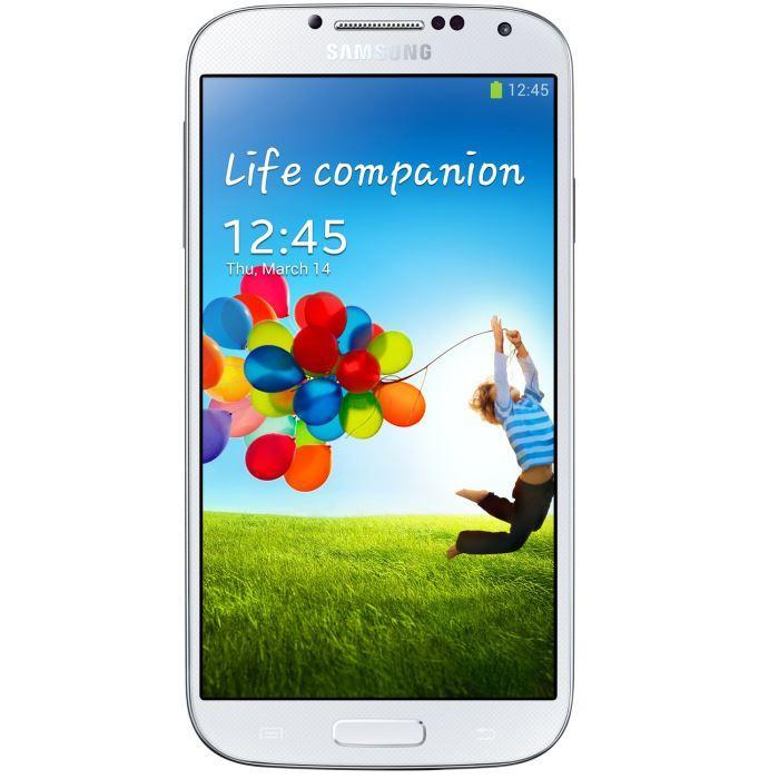 Samsung Galaxy S4 16 Gb i9505 4G - Blanco - SFR