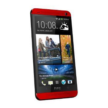 HTC One 32 Go - Rouge - Débloqué