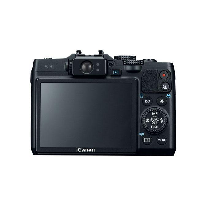 Canon PowerShot G16 Compact 12 - Black