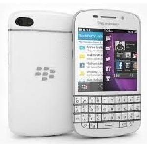 BlackBerry Q10 16 GB - Blanco - Libre