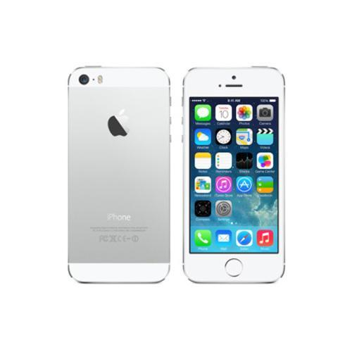 iPhone 5S 16 Go - Argent - Orange