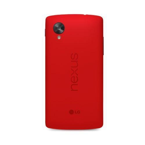 LG Nexus 5 32 GB - Rojo - Libre