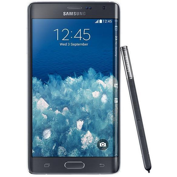 Samsung Galaxy Note Edge 32GB Schwarz - Ohne Vertrag