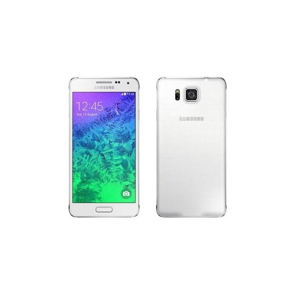 Samsung Galaxy Alpha 32 Gb Blanco - Libre