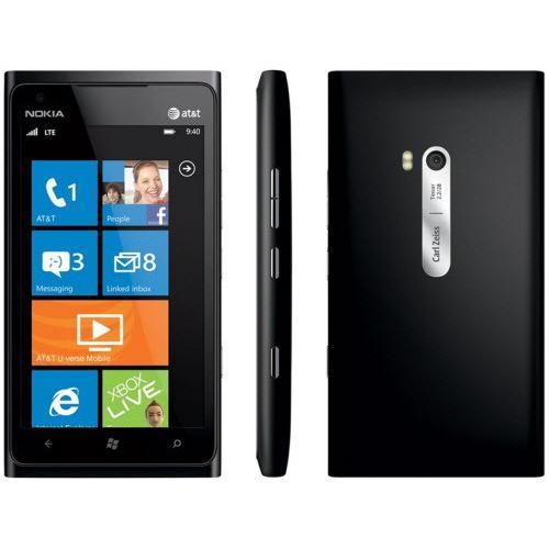 Nokia Lumia 800 - Noir- Débloqué