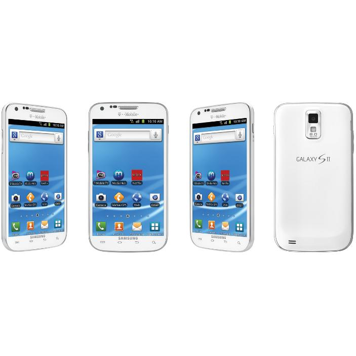 Galaxy S2 16 Go - Blanc - Débloqué