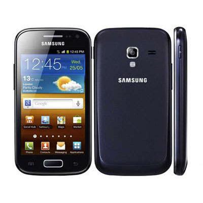Samsung Galaxy Ace 2 4 GB - Schwarz - Ohne Vertrag