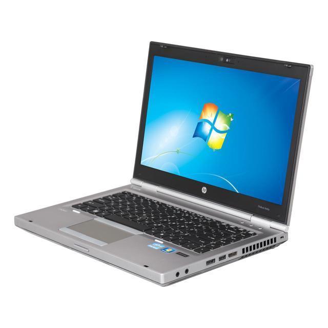 "HP EliteBook 8460p 14"" (2011) - Core i5-2520M - 8GB - SSD 250 GB AZERTY - Francúzska"