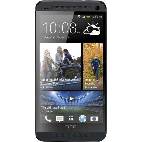 HTC One 32 Go - Noir - Débloqué