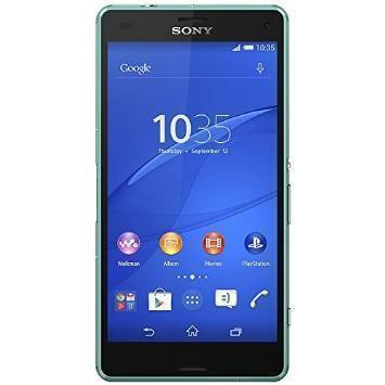 Sony Xperia Z3 Compact 16 GB - Verde - Libre