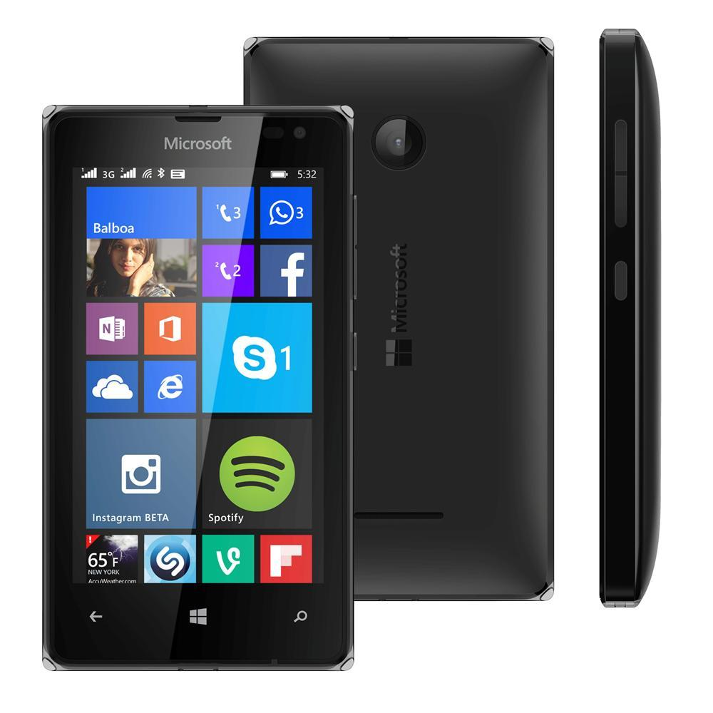 Microsoft Lumia 532 - Preto- Desbloqueado
