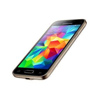 Samsung Galaxy S5 Mini 16 GB G800F 4G - Gold - Ohne Vertrag