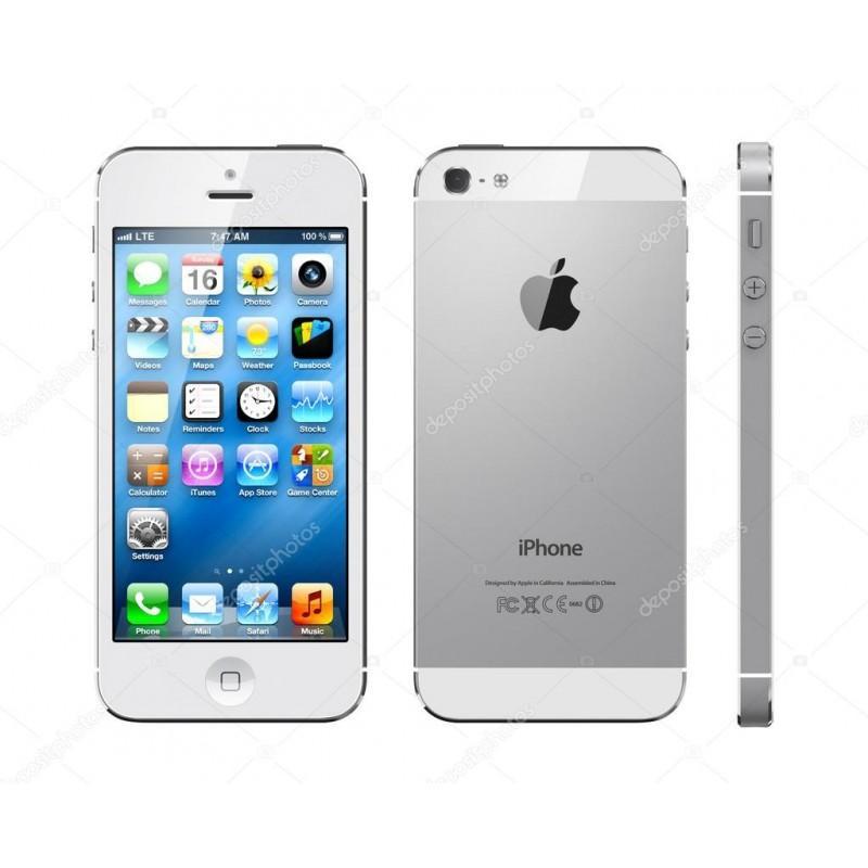 iPhone 5 16 Go - Blanc - SFR