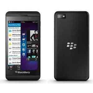 BlackBerry Z10 16 GB - Negro - Libre