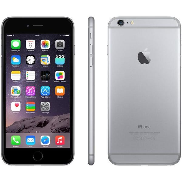 iPhone 6S Plus 64 GB - Gris Espacial - libre