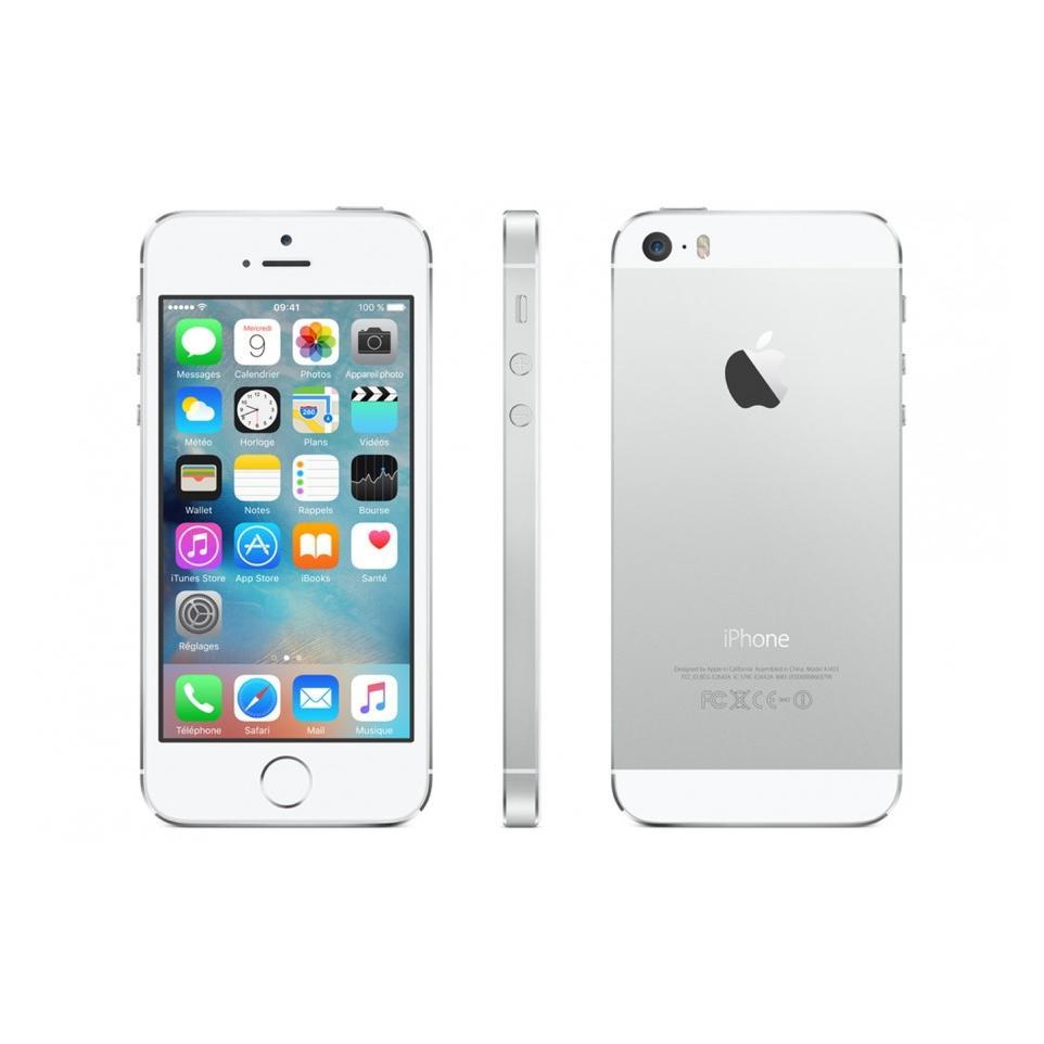 iPhone 5 16GB - Weiß - Ohne Vertrag