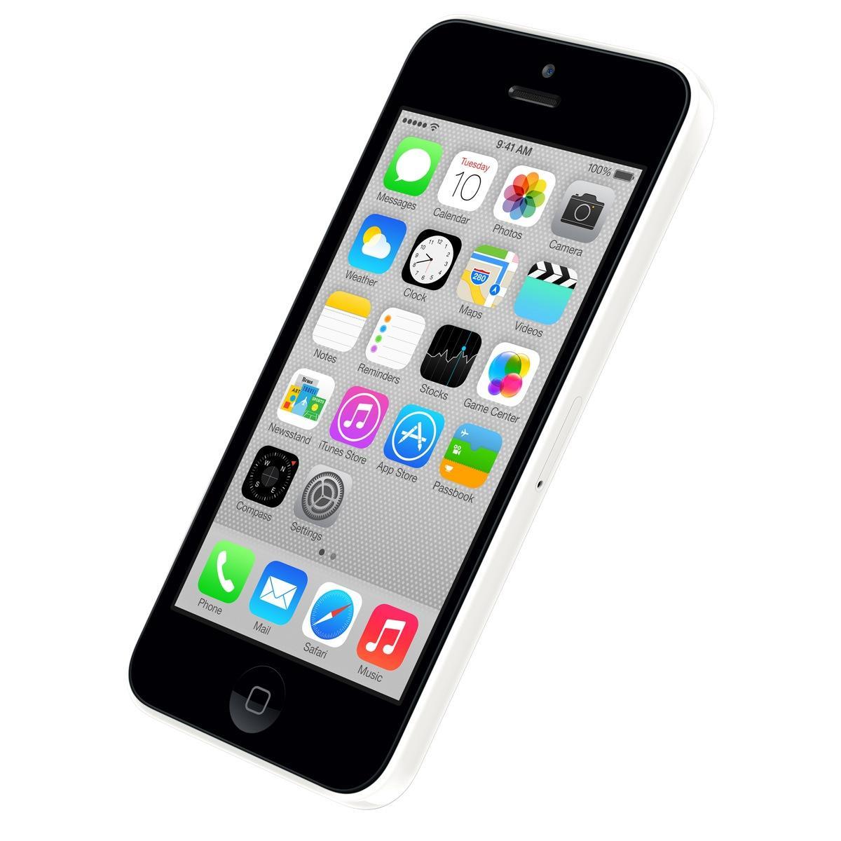 iPhone 5C 16 Go - Blanc - Virgin