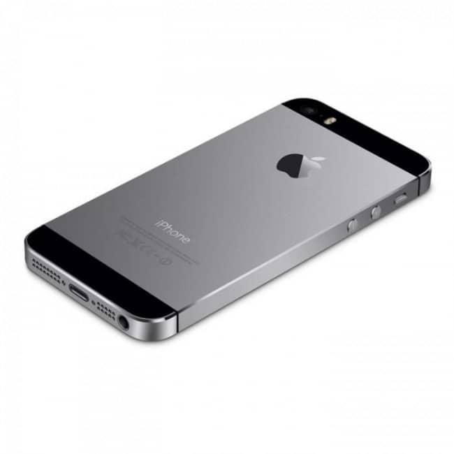 iPhone SE 16 GB - Spacegrau - Ohne Vertrag