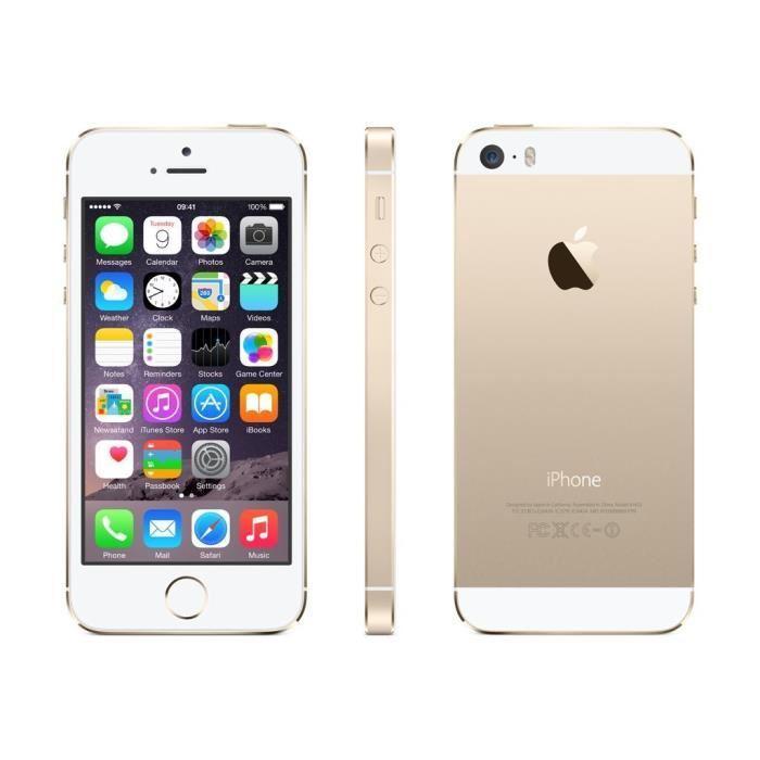 iPhone SE 16 GB - Gold - Ohne Vertrag