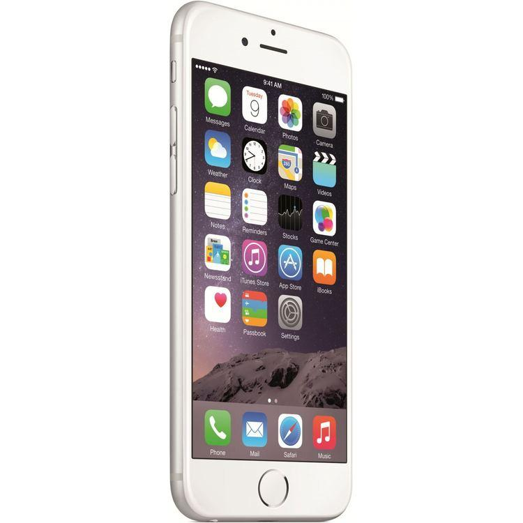 iPhone 6 Plus 128 GB - Plata - Libre