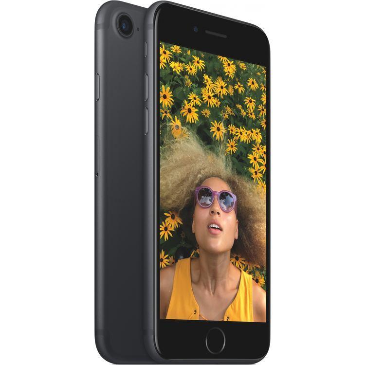 iPhone 7 256GB - Diamantschwarz - Ohne Vertrag