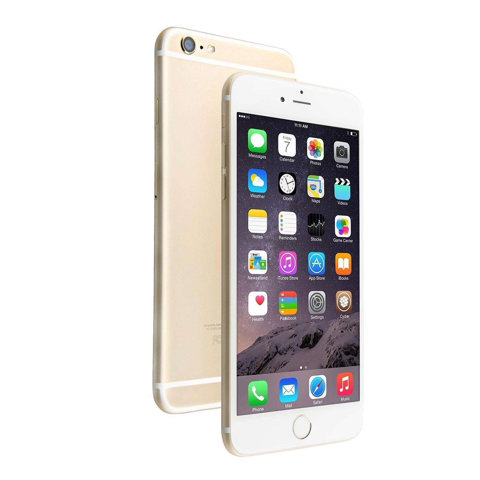 iPhone 6S Plus 128GB - Gold - Ohne Vertrag