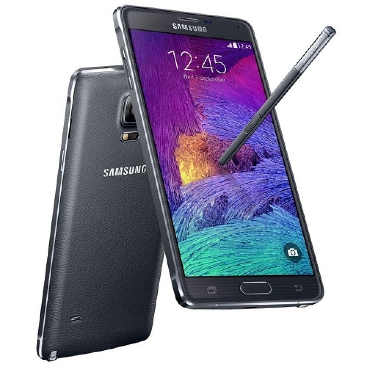 Samsung Galaxy Note 4 32 GB - negro - libre