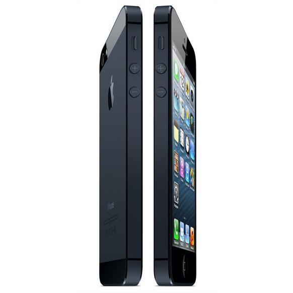 iPhone 5 32 GB - Schwarz - Ohne Vertrag