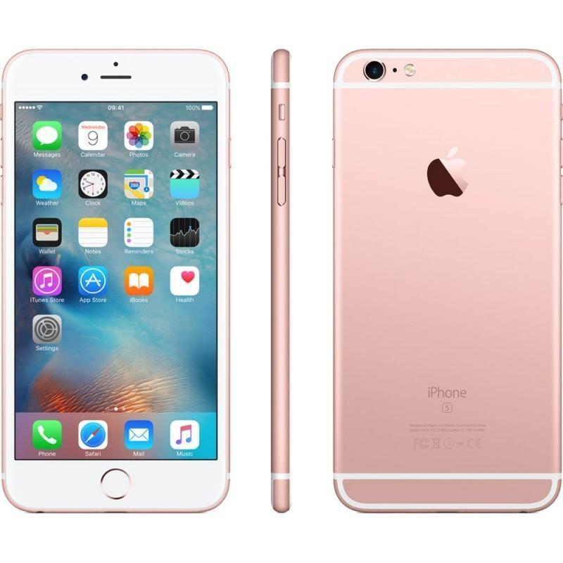 iPhone 6S Plus 128 Go - Or Rose - Débloqué