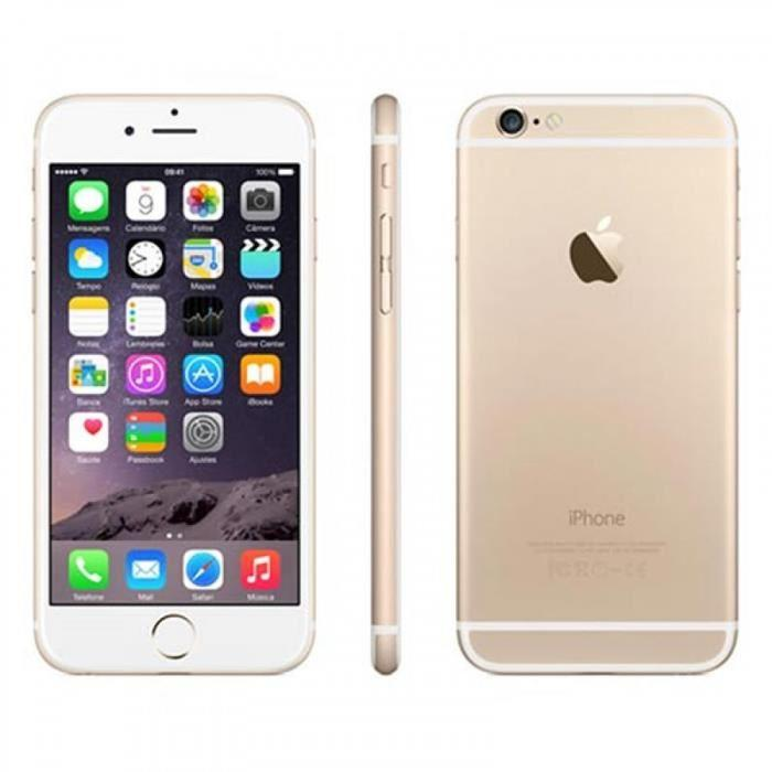 iPhone 6 Plus 128 GB - Oro - Libre