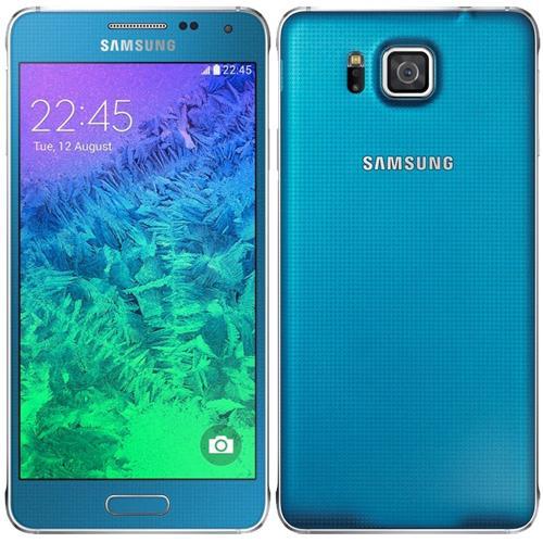 Samsung Galaxy Alpha 32GB - Azul - Libre