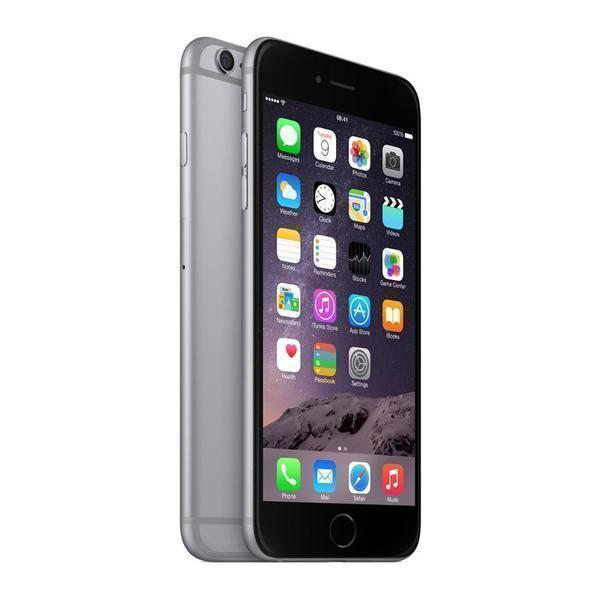 iPhone 6 Plus 128 GB - Gris espacial - Libre