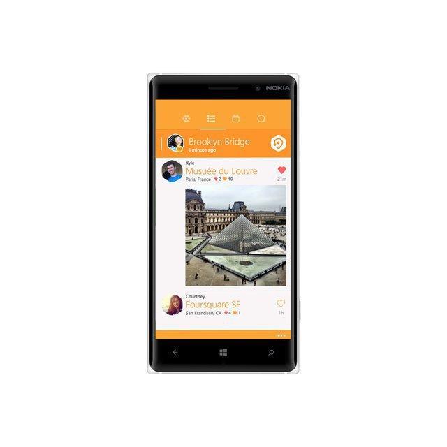 Nokia Lumia 830 - Blanc- Débloqué