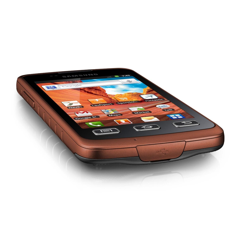 Galaxy Xcover S5690 - Orange - Unlocked