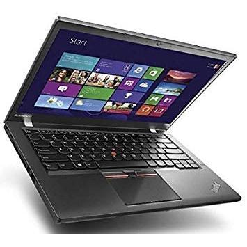 "Lenovo ThinkPad T450 14""(2015) - Core i5-5300U - 12GB - SSD 180 Gb AZERTY - Γαλλικό"