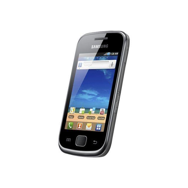 Galaxy Gio S5660 - Nero- Compatibile Con Tutti Gli Operatori