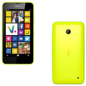 Nokia Lumia 635 - Yellow - Unlocked