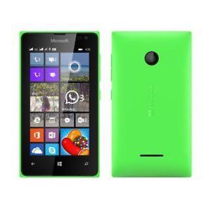 Microsoft Lumia 435 - Vihreä- Lukitsematon