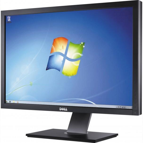 30-inch Dell 3011T 2560 x 1600 LCD Beeldscherm Zwart