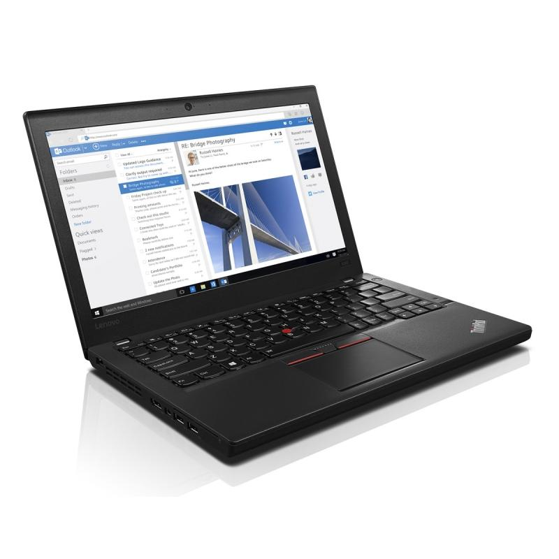 "Lenovo ThinkPad X260 12""(2016) - Core i5-6300U - 8GB - SSD 256 Gb AZERTY - Γαλλικό"