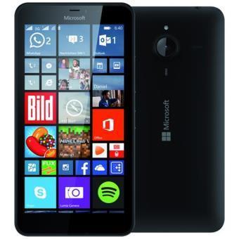 Microsoft Lumia 640 XL - Schwarz- Ohne Vertrag
