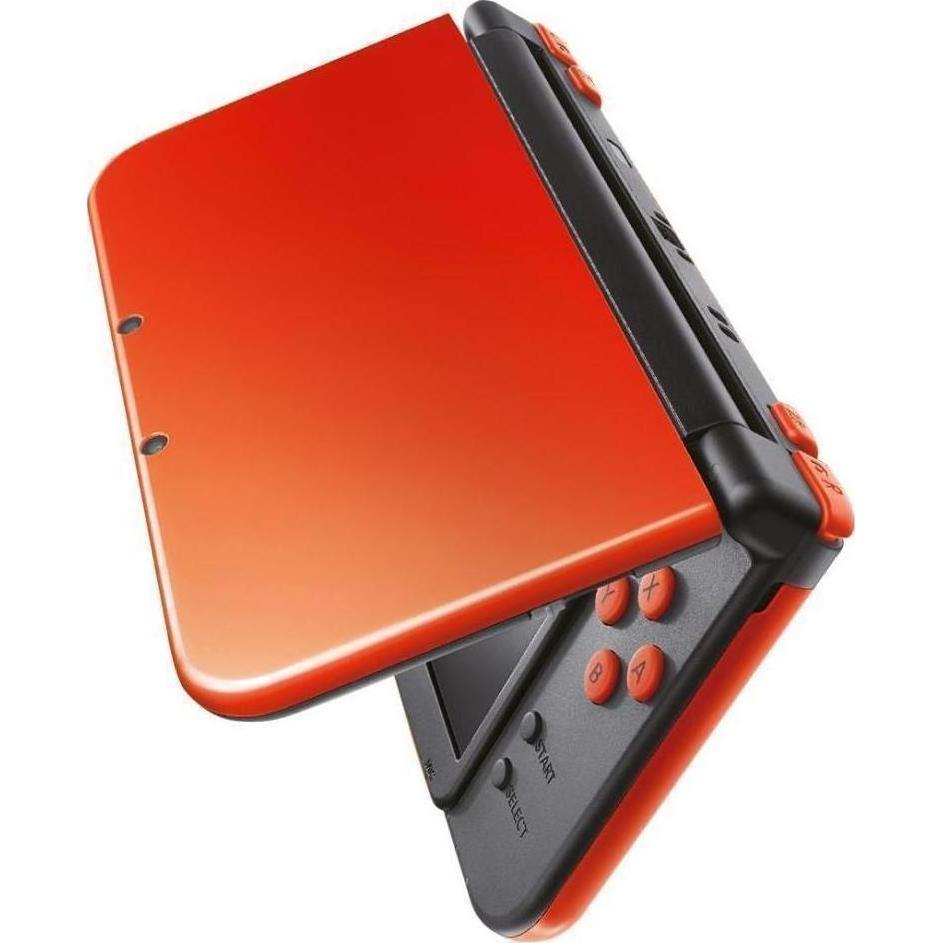 New Nintendo 3DS XL - HDD 4 GB - Oranžová/Čierna