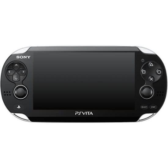 PlayStation Vita - HDD 16 GB - Black