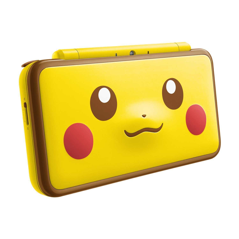 Nintendo New 2DS XL - HDD 4 GB - Žltá