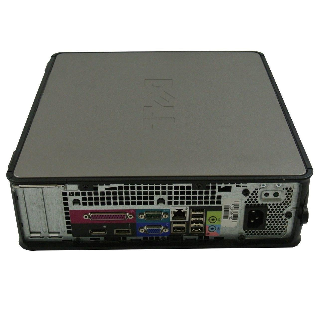 Dell OptiPlex 780 DT Core 2 Duo 3 GHz - HDD 160 Go RAM 4 Go