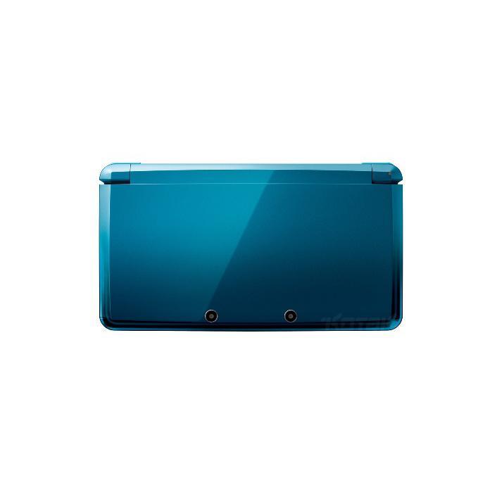 Nintendo 3DS - HDD 0 MB - Blau