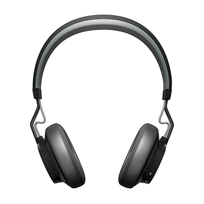 Cascos Bluetooth Micrófono Jabra Move Wireless - Negro