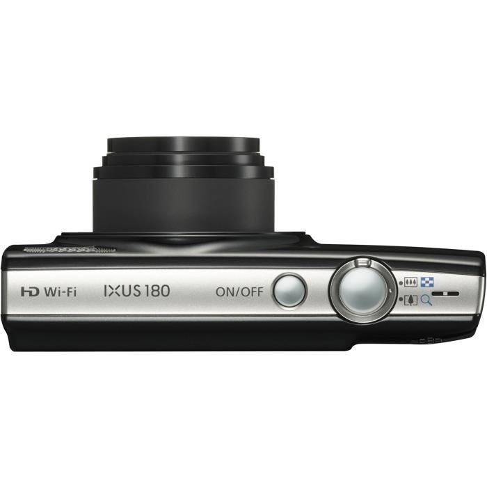 Canon IXUS 180 Compact 20Mpx - Black